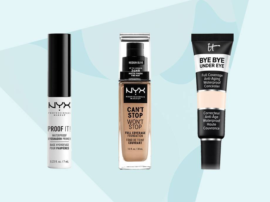 9 Must-Have Waterproof Makeup Products
