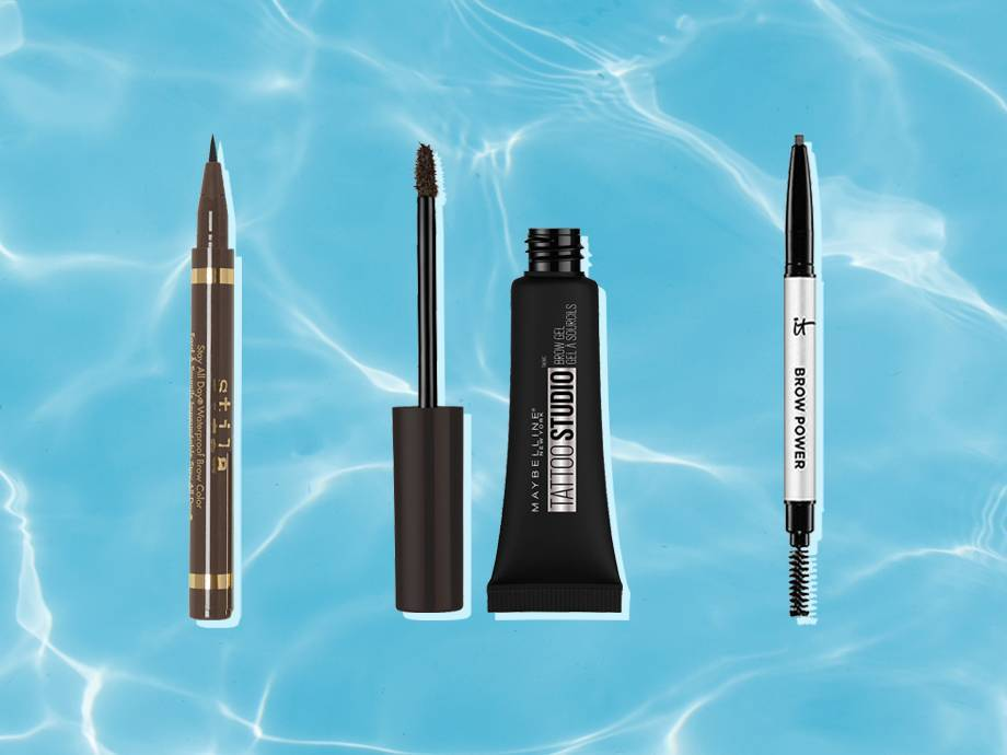 The Best Waterproof Eyebrow Products Because Pools Are a Thing