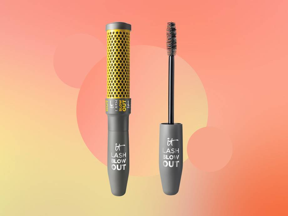 IT Cosmetics Created a Drybar-Inspired Mascara (And it Looks Like a Round Brush!)