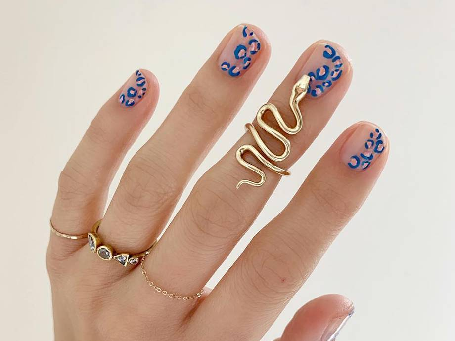 How to Step Up Your Mani Game With Nail Jewelry