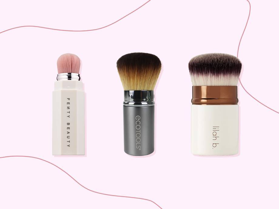 5 Portable Makeup Brushes You Can Bring, Well, Anywhere