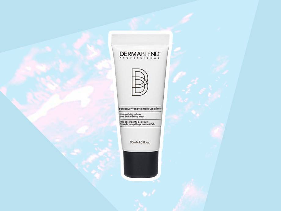 This Just In: The New Dermablend Poresaver Matte Makeup Primer Is Here!
