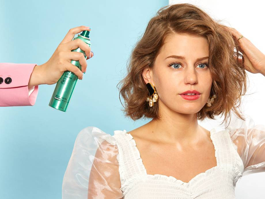 The Correct Way to Apply Dry Shampoo — Because There's a Good Chance You Don't Know