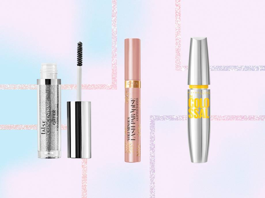 5 Glitter Mascara Toppers That Are Like Kira Kira for Your Lashes