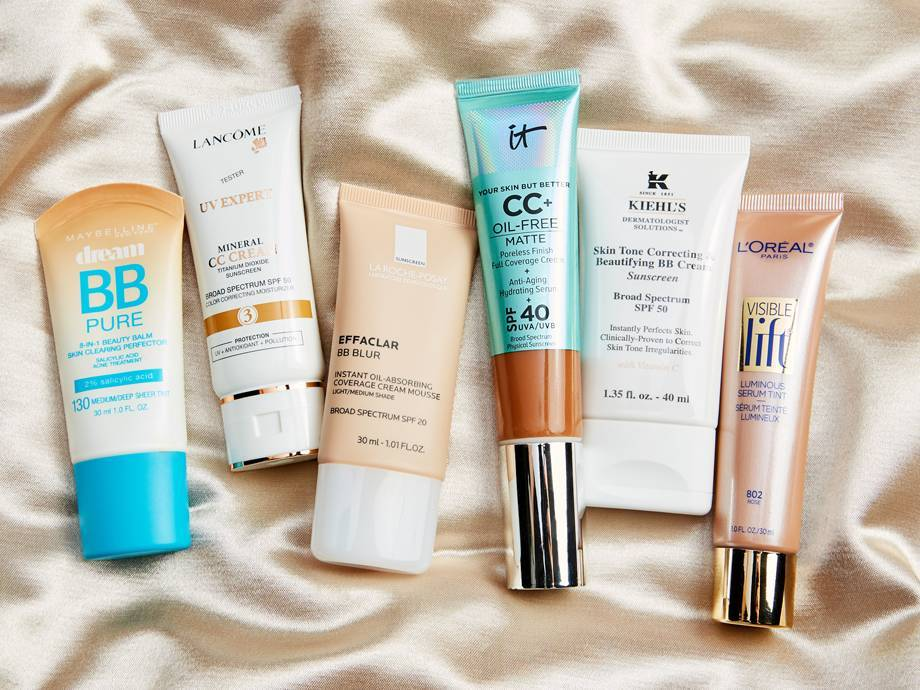 Find Your Perfect CC and BB Cream Match, Based on Your Skin Type