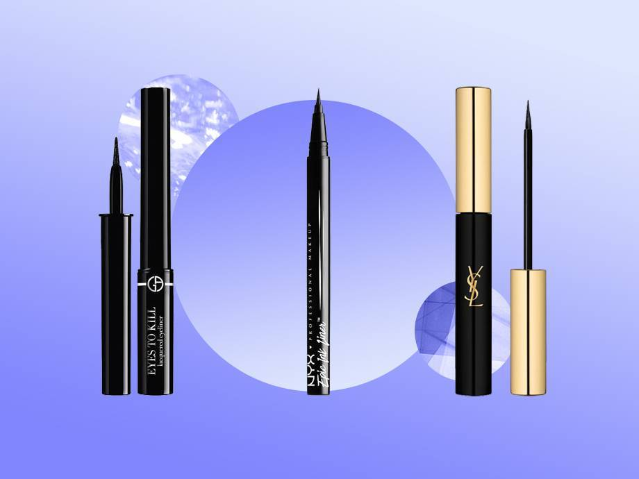 The Best Liquid Eyeliners of All Time
