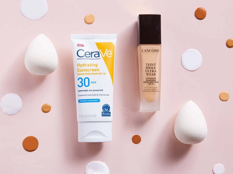 How To Wear Sunscreen Under Foundation
