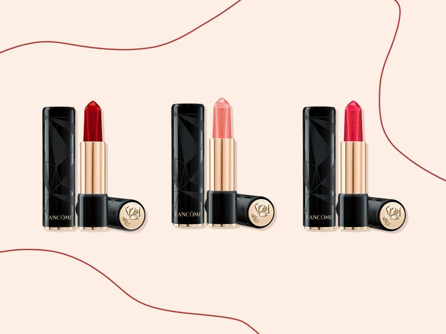 See All 12 Lancôme L'Absolu Rouge Ruby Lipstick Shades