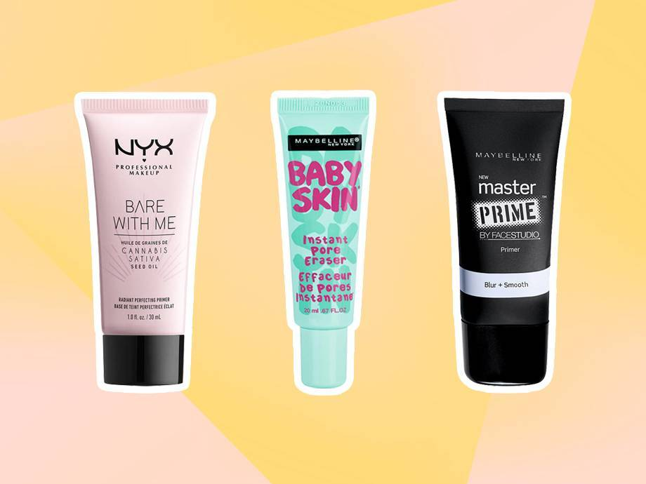 6 Drugstore Makeup Primers to Add to Your Cart, Like, Yesterday