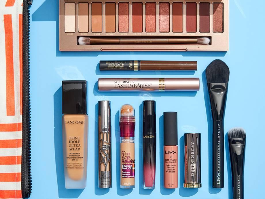 Build Your First Makeup Kit