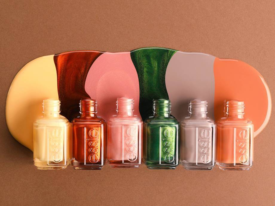 The Essie Fall Sweater Weather Nail Polish Collection Is Our New Aesthetic