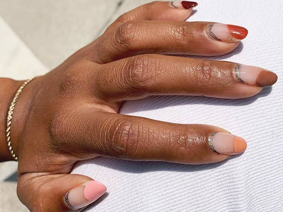 5 Gradient Nail Looks We'll be Wearing All Fall