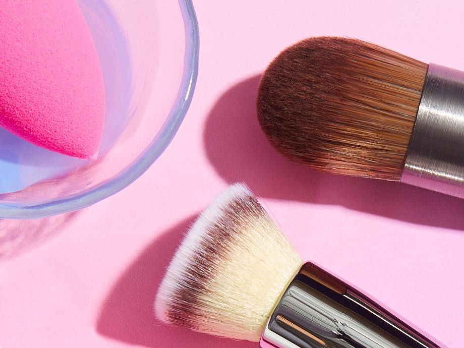 Are You Using the Right Foundation Brush? Here's How to Find Out