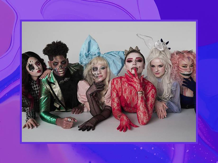 Not Sure What to be for Halloween? Let NYX's Wonderland After Dark Character Bundles Decide for You