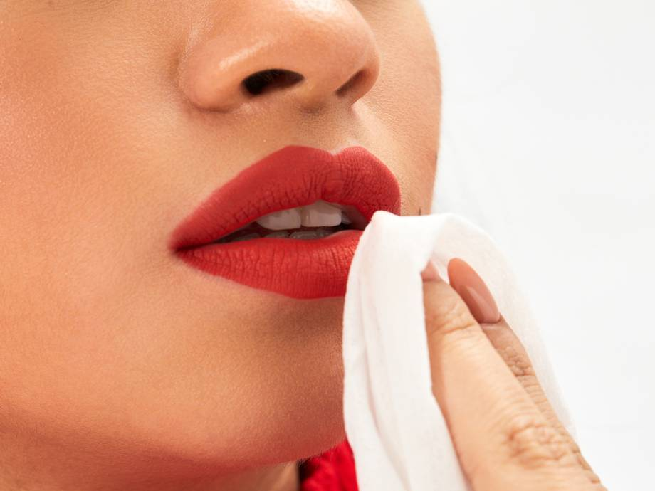 How to Remove Red Lipstick Without Staining Your Mouth