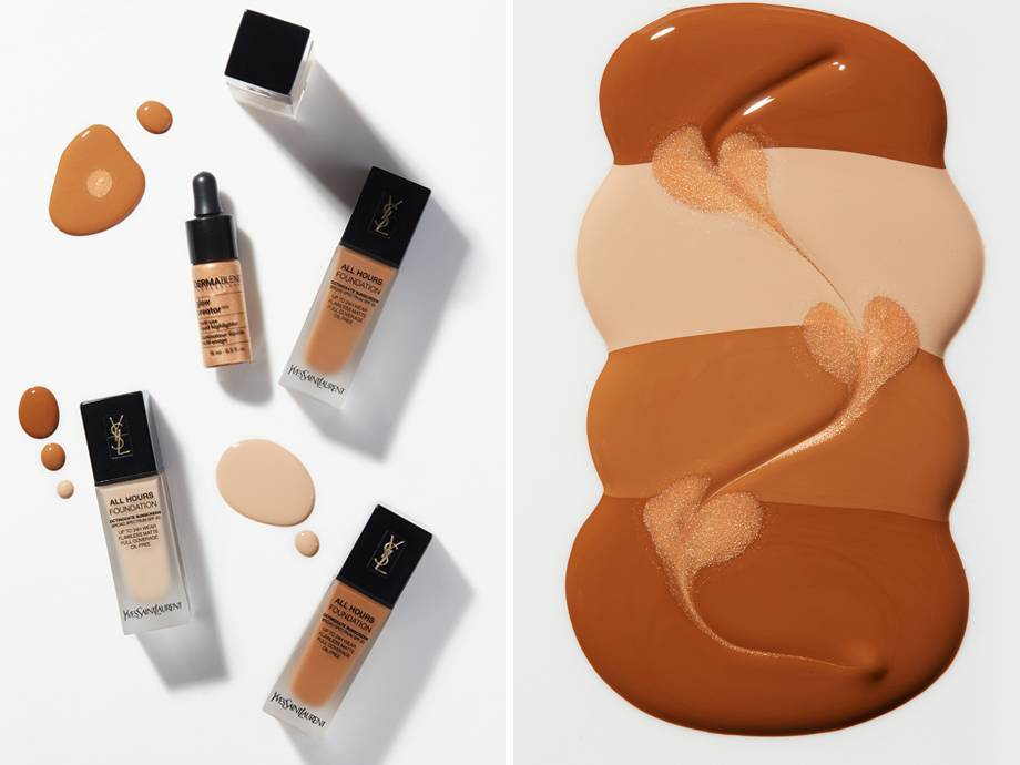 Why You Should Mix Highlighter With Foundation