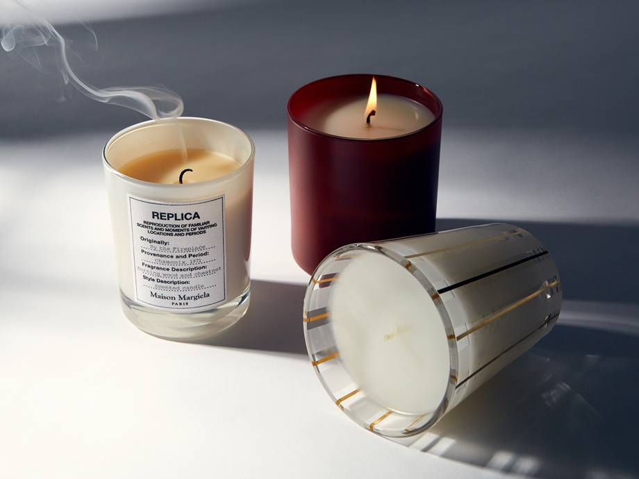 Get in the Holiday Spirit With These Festive Candles