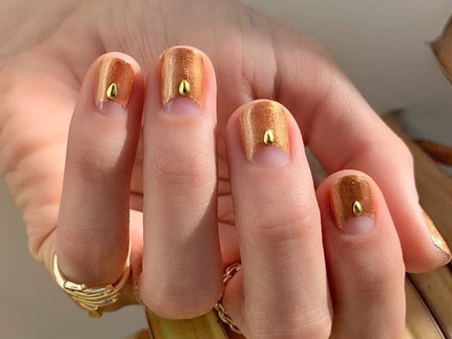 6 Thanksgiving Manicures That Are Better Than Turkey TBH