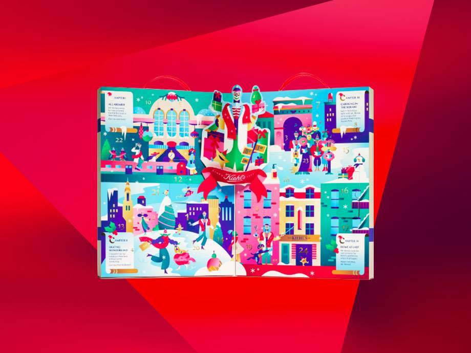 11 Holiday Beauty Advent Calendars That Will Make You Feel Like a Kid Again