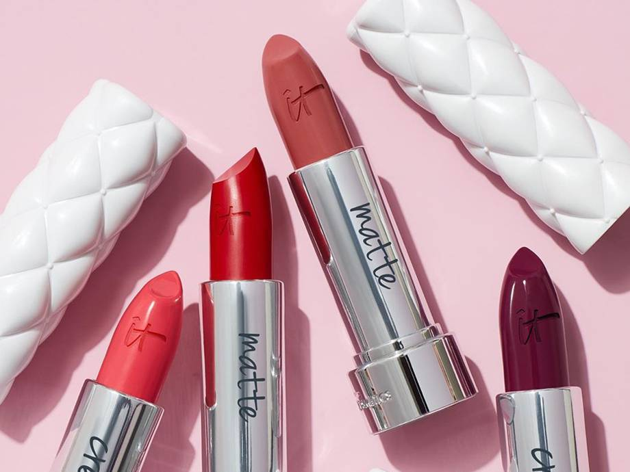 IT Cosmetics Launched a New Pillow Lips Collection and It's Every Lipstick Lovers' Dream