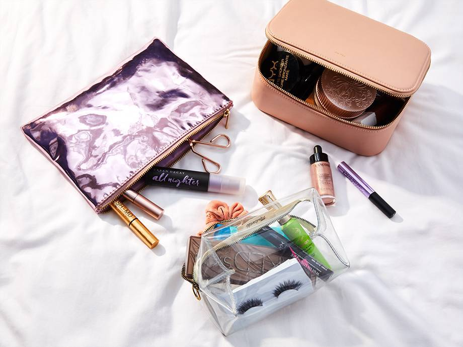 How to Travel Without Destroying Your Makeup