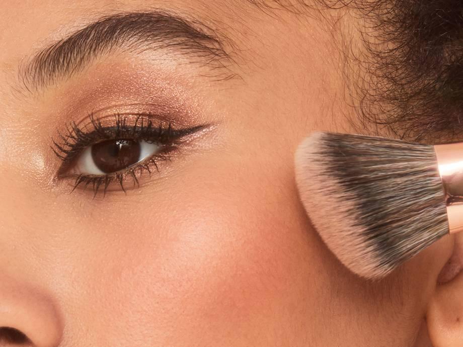 How To Prevent Splotchy Blush Makeup Com