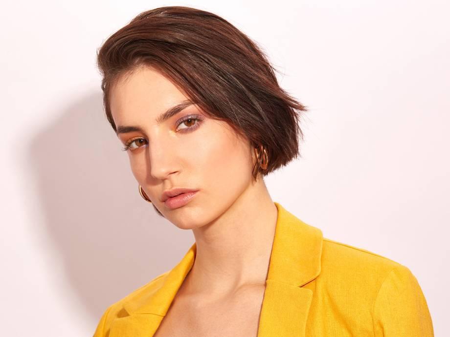 Ways To Style Short Hair Makeup Com