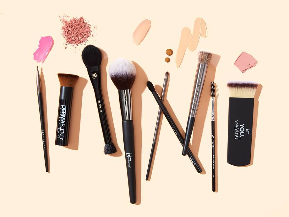 The Ultimate Makeup Brush Guide for Beginners, Semi-Professionals and Artists