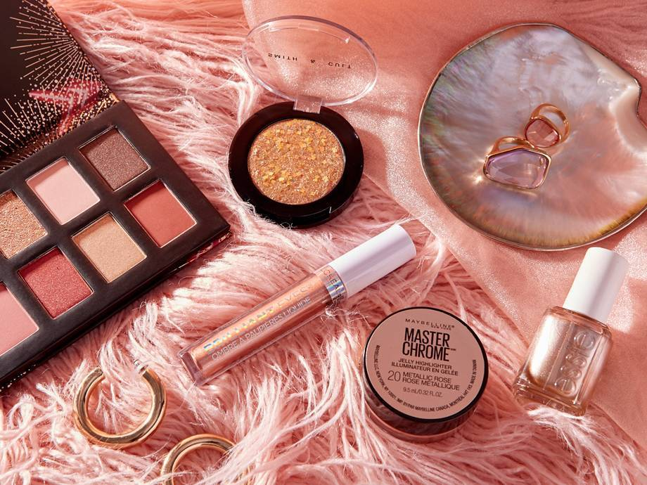 5 Rose Gold Makeup Products You Need in Your Stash Right Now