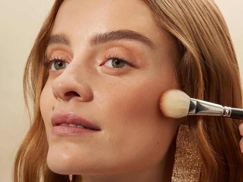 How to Get Natural-Looking Flushed Cheeks With Blush