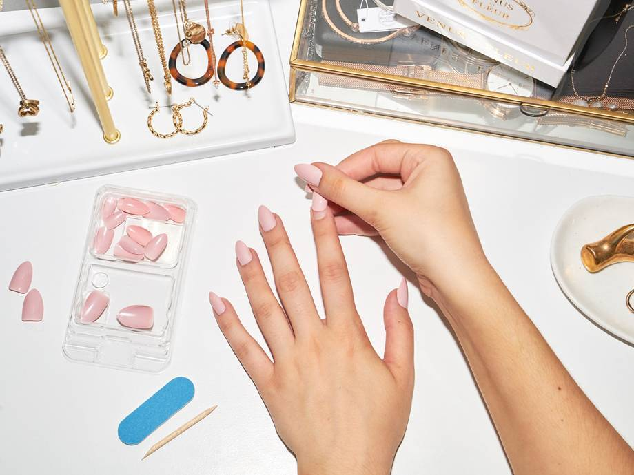 How to Make Press-On Nails Look Like a Professional Mani