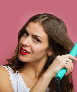 What Temperature Should Your Flat Iron and Curling Iron Be? You Know, So You Don't Burn Off Your Hair