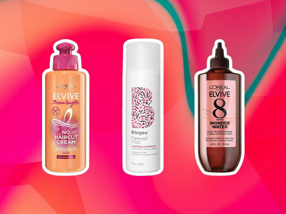 These Anti-Frizz Hair Products Will Make You Say Goodbye to Your Flat Iron