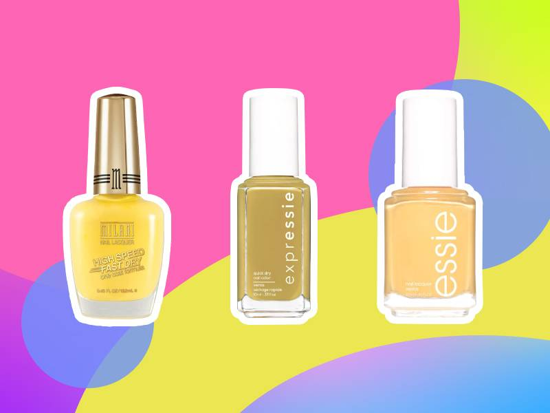 best-yellow-nail-polish-for-your-skin-tone