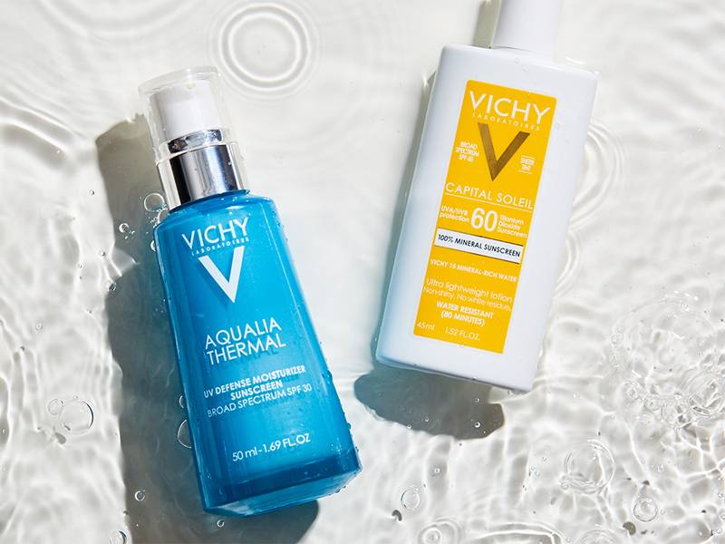 vichy sunscreen