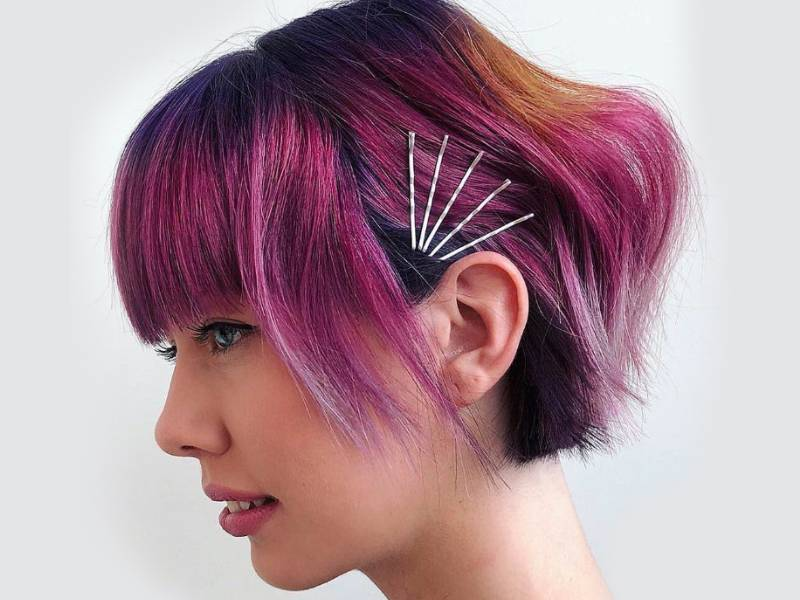 10 Ways To Style A Pixie Haircut Makeup Com