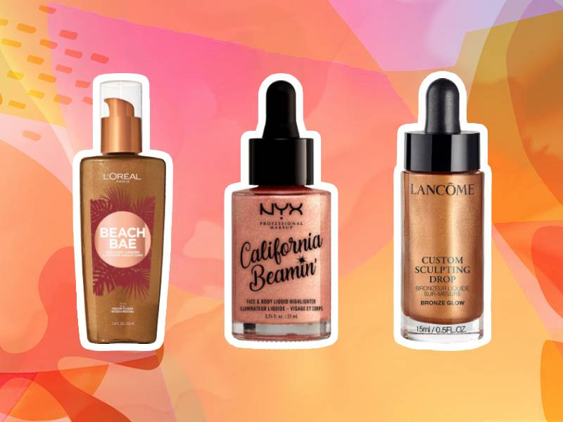 best liquid bronzers