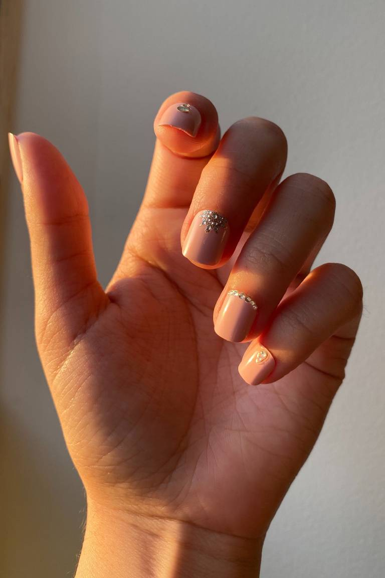 How To Apply Nail Stickers For A Professional Looking Manicure Makeup Com