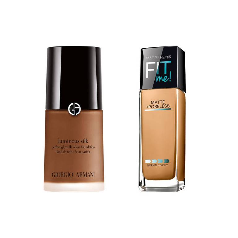 Water Based Foundations Makeup