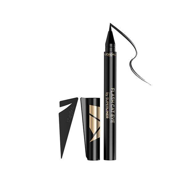 loreal paris flash cat eyeliner