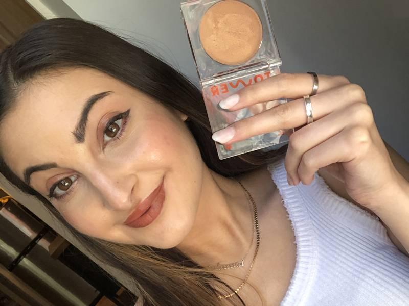 How To Apply Shimmer Bronzer Makeup Com