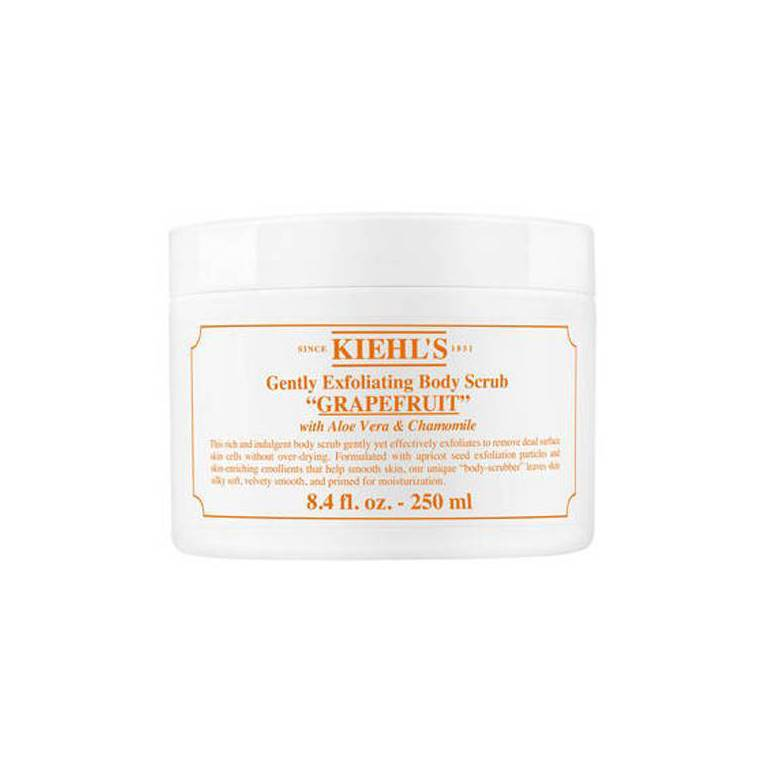 kiehls gently exfoliating scub