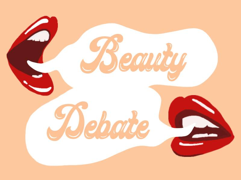 beauty debate