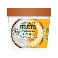 garnier fructis one minute hair mask