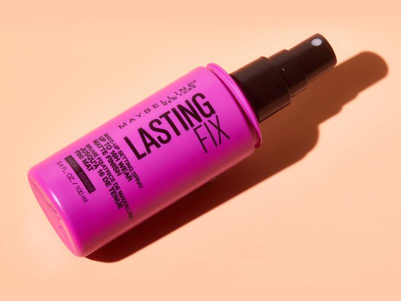 maybelline lasting fix setting spray