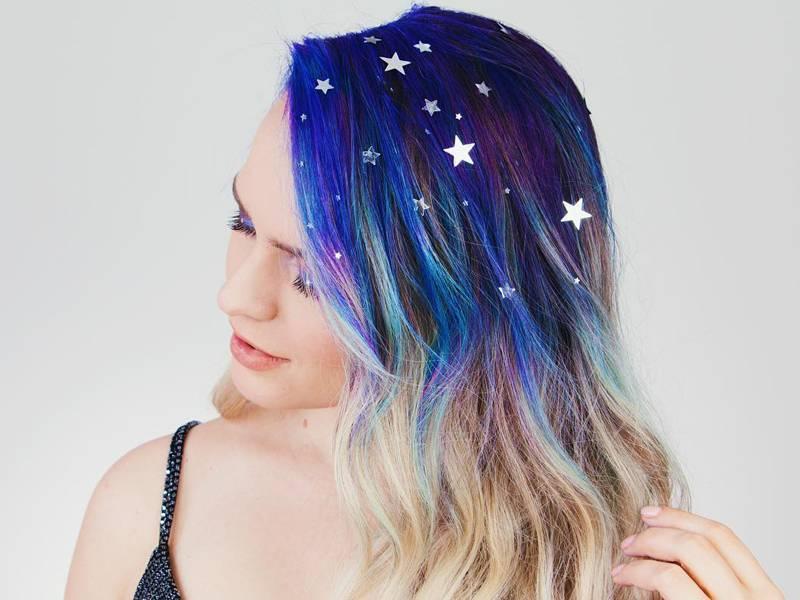 Best Temporary Hair Dye Tutorials For Halloween Makeup Com