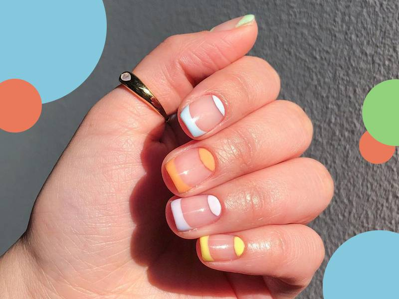 3 Simple Nail Art Ideas to Try Right Now