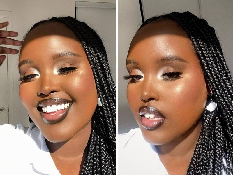 Best Fall Makeup Tutorials For Black