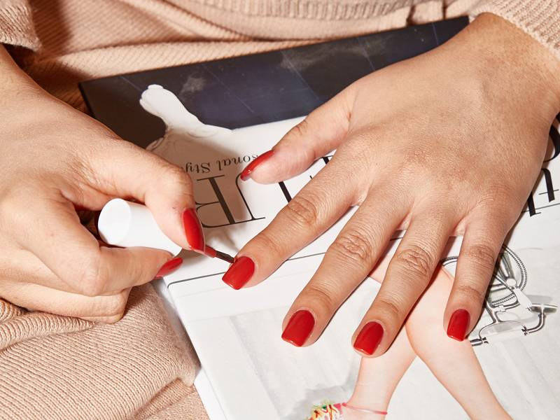The Best Red Nail Polish for Your Skin Tone