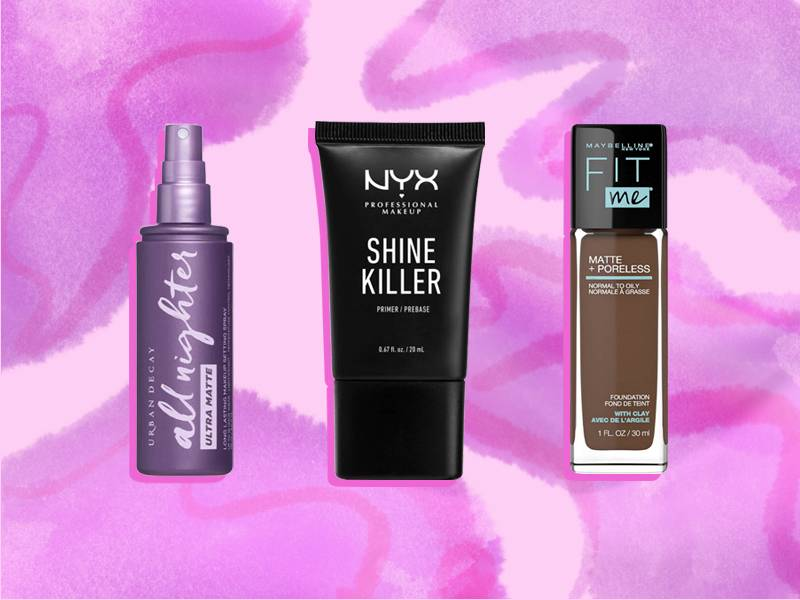 Best Oil Control Makeup To Keep You